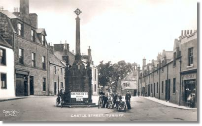 Castle St. Turriff 1943